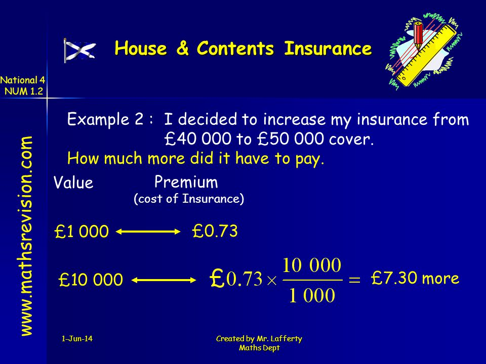 House & Contents Insurance