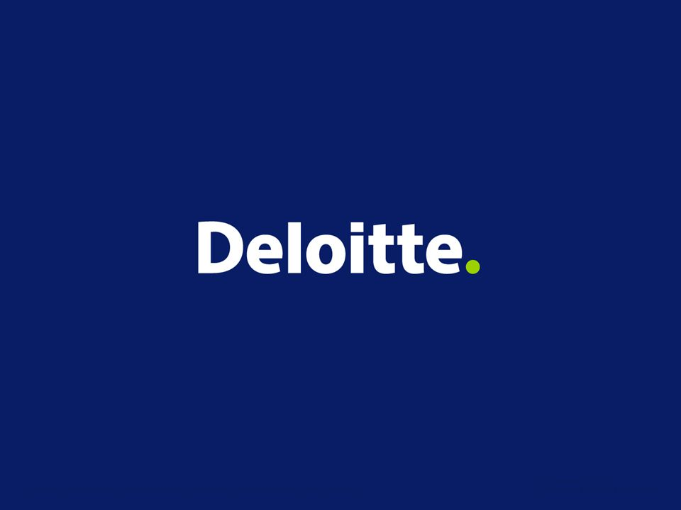 A member firm of Deloitte Touche Tohmatsu.