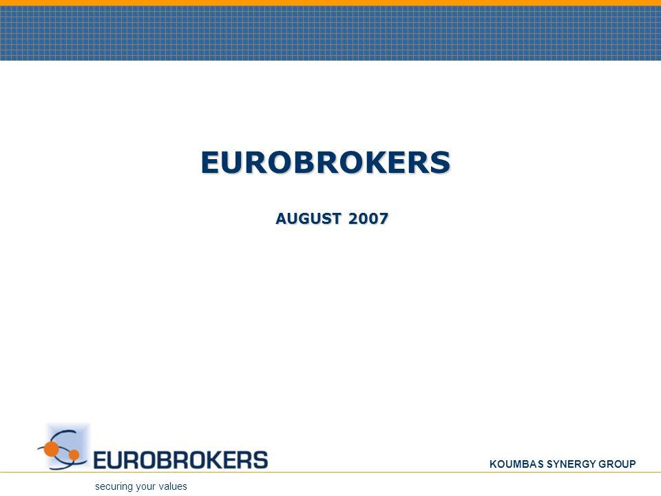 EUROBROKERS AUGUST 2007