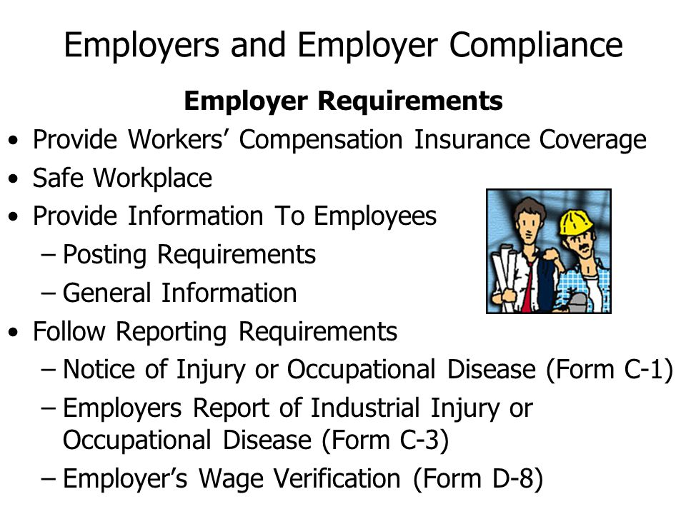 Employers and Employer Compliance