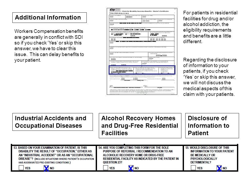 X X X Additional Information