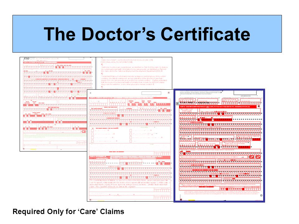 The Doctor's Certificate