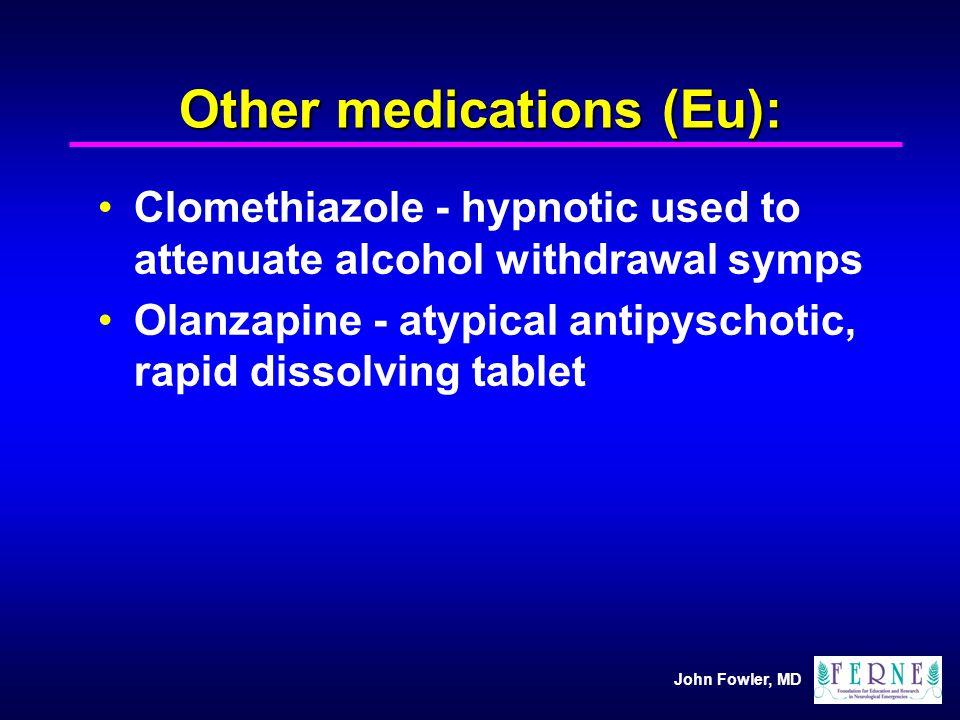 Other medications (Eu):