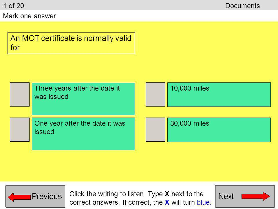 post dating mot certificates If the dvla are consistent with their policy relating to pre 1960 vehicles for mot between 7th january 1973 and general dating certificates.