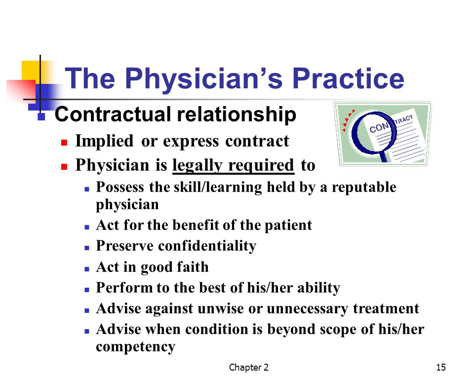 The Physician's Practice