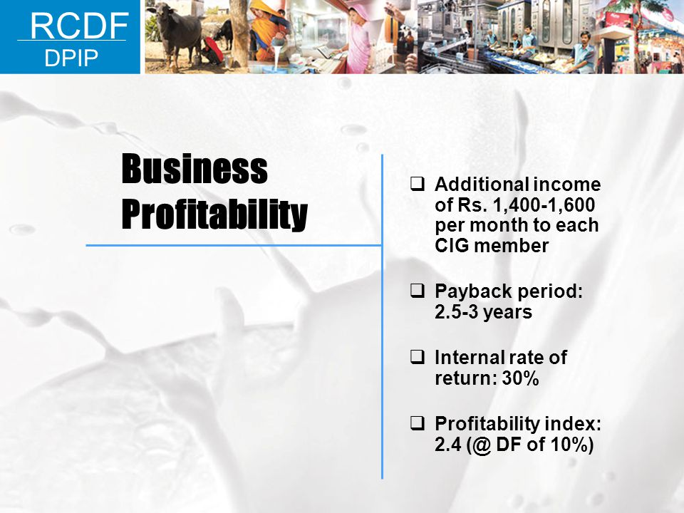 Business Profitability