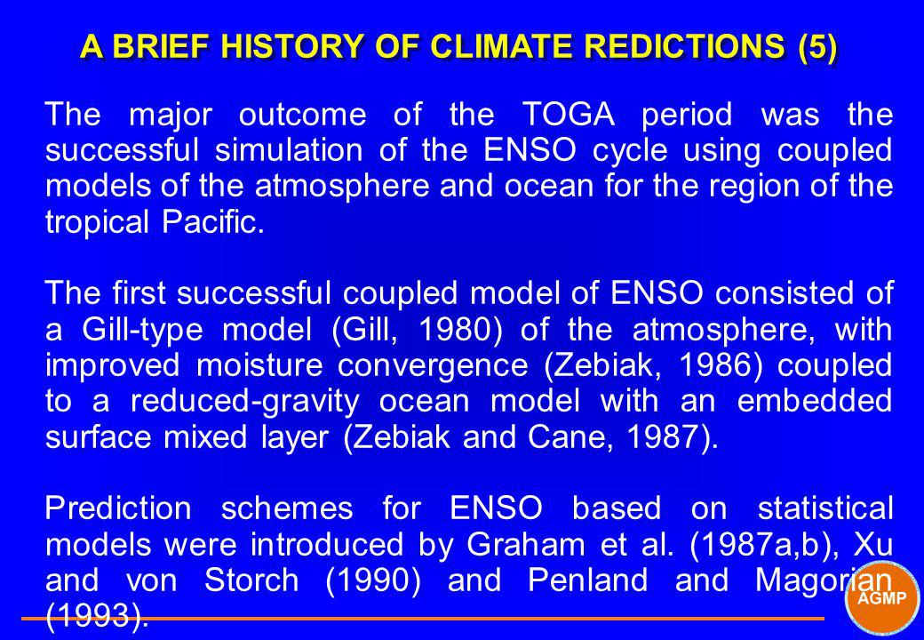 A BRIEF HISTORY OF CLIMATE REDICTIONS (5)