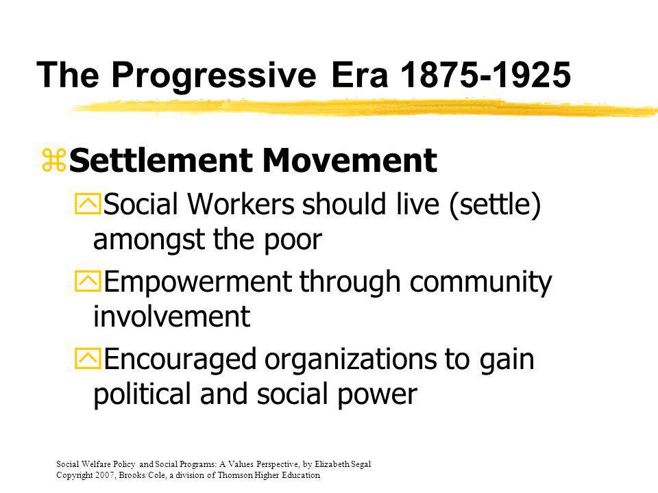 social welfare policy and social programs segal pdf