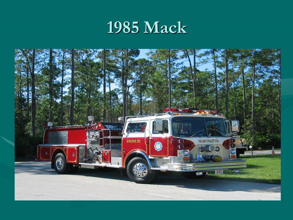 1985 Mack
