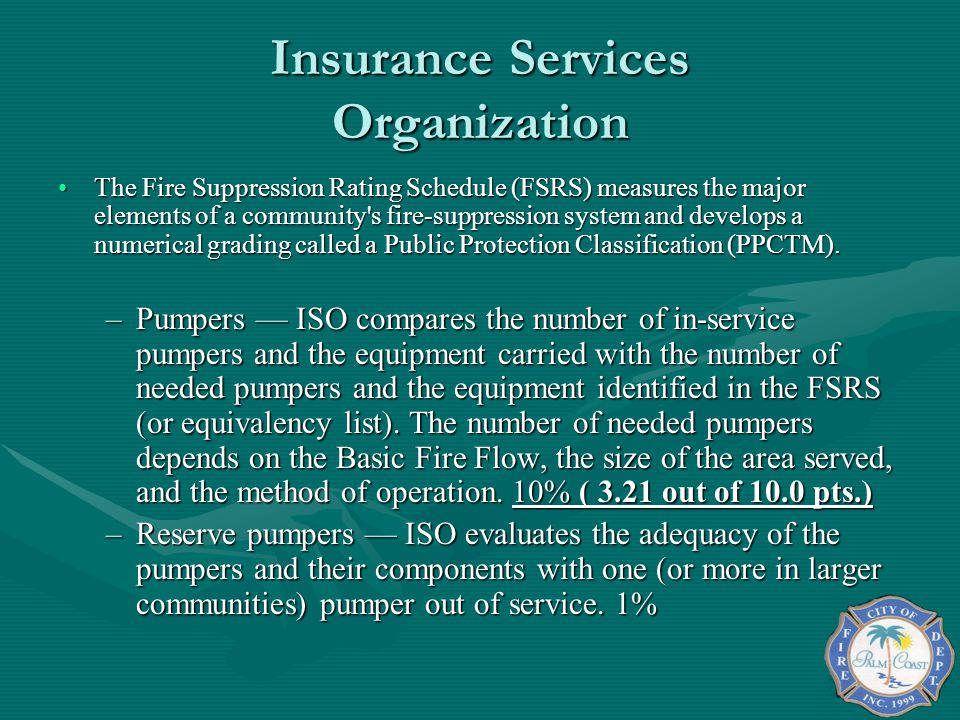 Insurance Services Organization