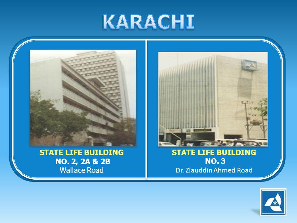 STATE LIFE BUILDING NO. 2, 2A & 2B