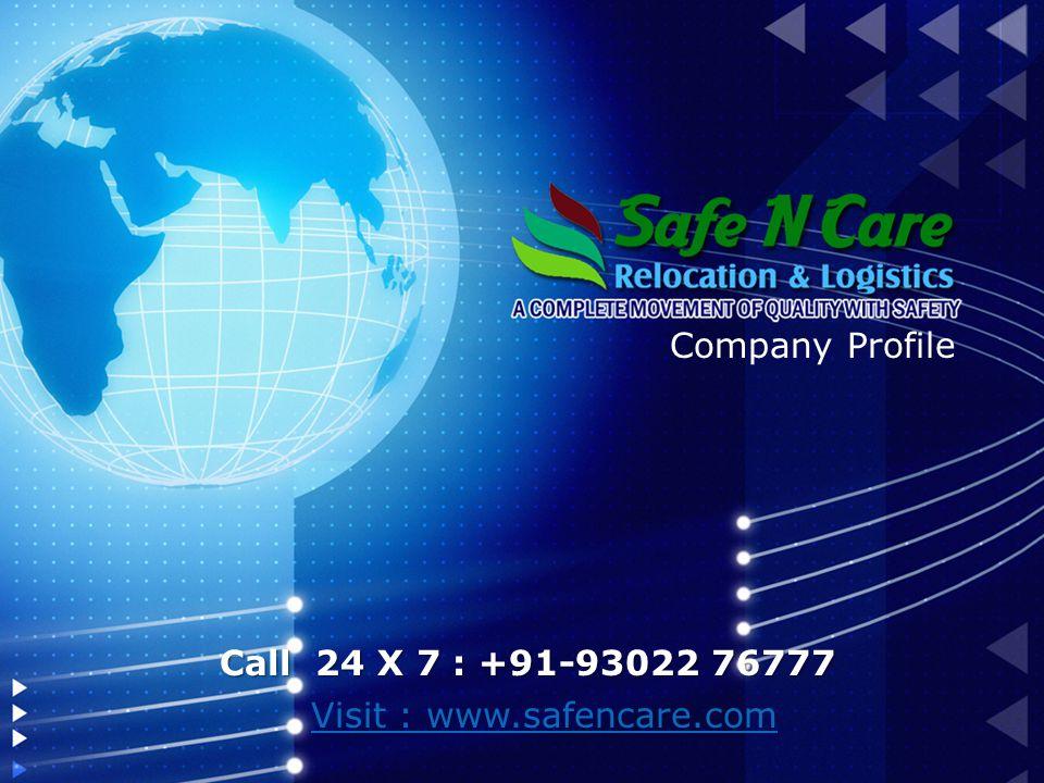 Visit : www.safencare.com