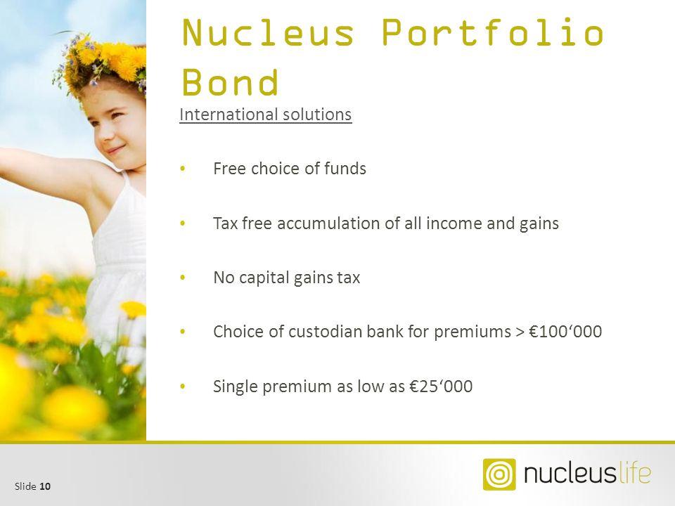 Nucleus Portfolio Bond