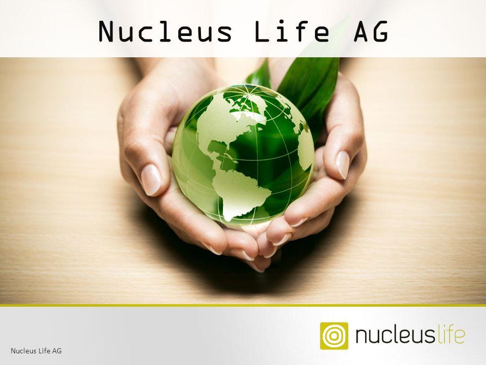 Nucleus Life AG Title slide: Nucleus Life AG