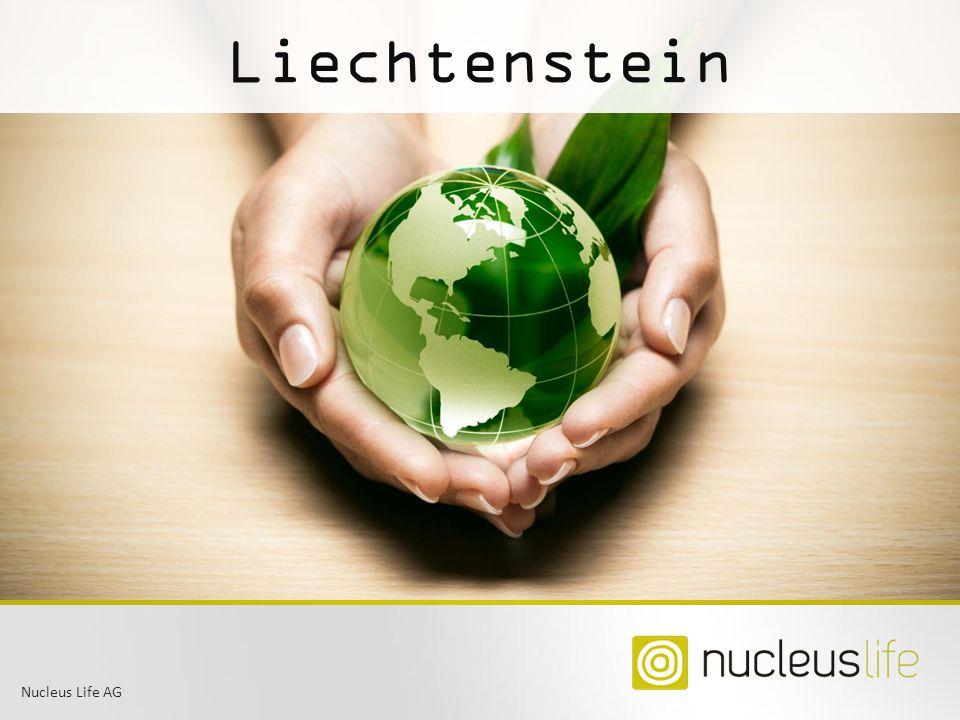 Liechtenstein Title slide: Nucleus Life AG