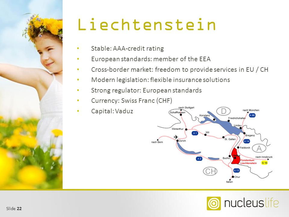 Liechtenstein Stable: AAA-credit rating
