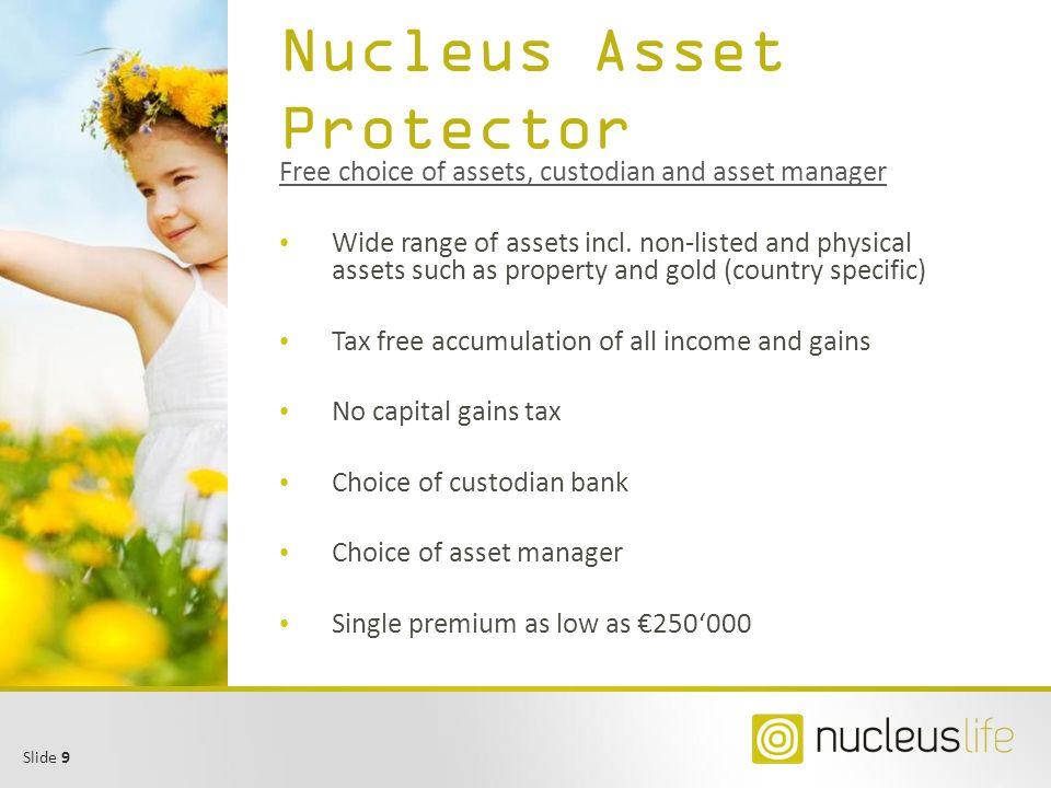 Nucleus Asset Protector
