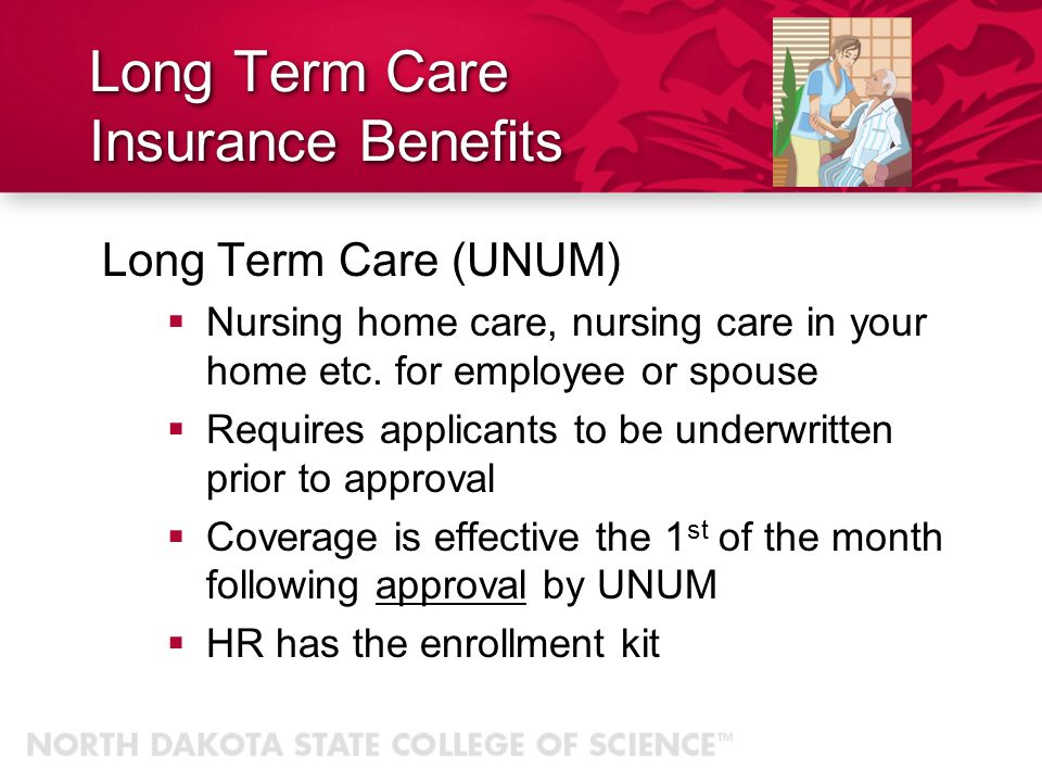 Long Term Care Insurance Benefits