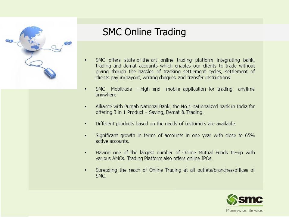 SMC Online Trading