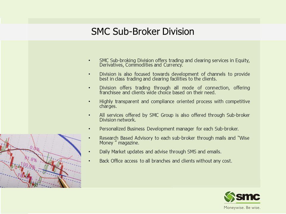 SMC Sub-Broker Division