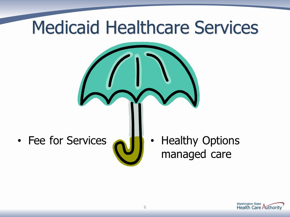 Medicaid Healthcare Services