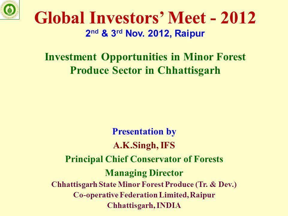 Global Investors' Meet - 2012