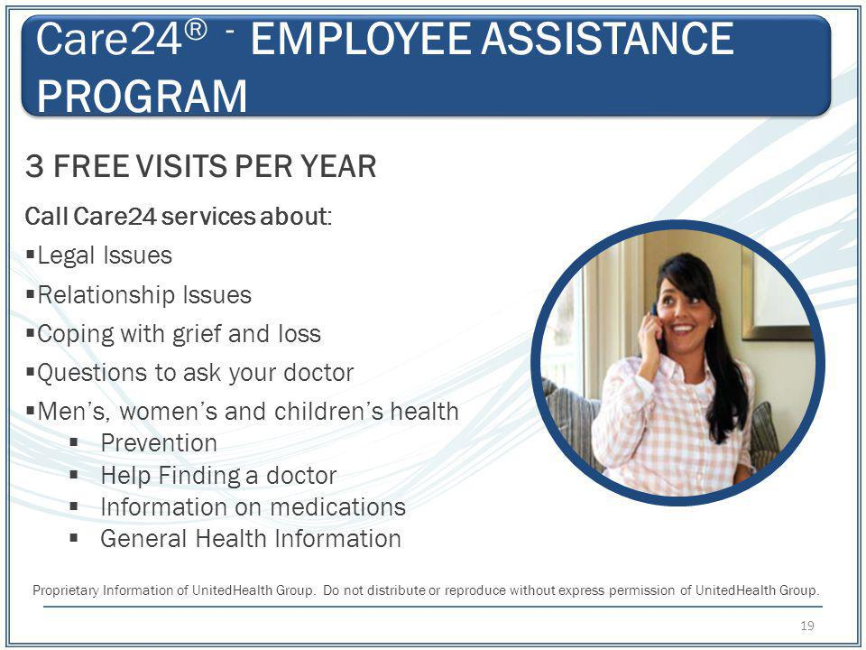 Care24® - EMPLOYEE ASSISTANCE PROGRAM