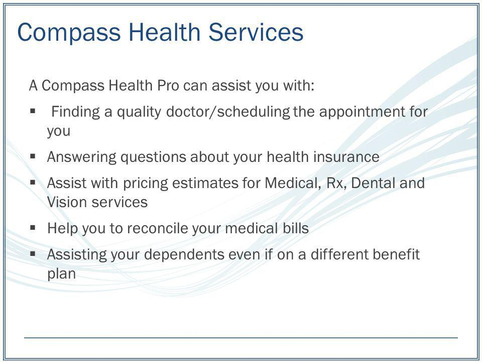 Compass Health Services