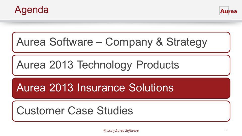 Agenda Aurea Software – Company & Strategy
