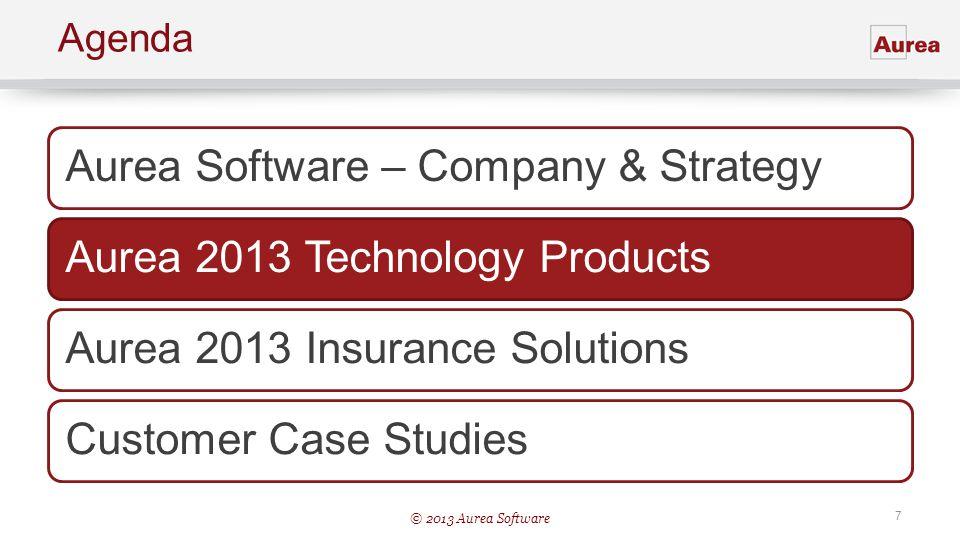 Aurea Software – Company & Strategy
