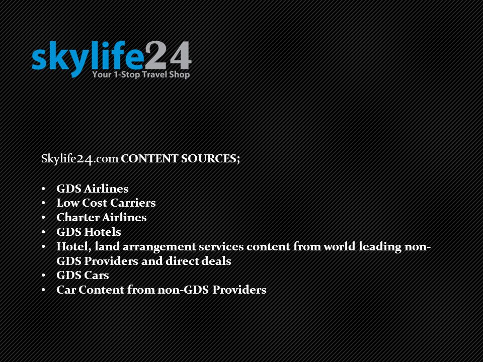 Skylife24.com CONTENT SOURCES;