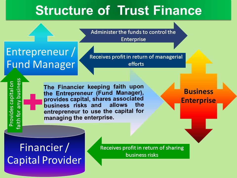 Structure of Trust Finance