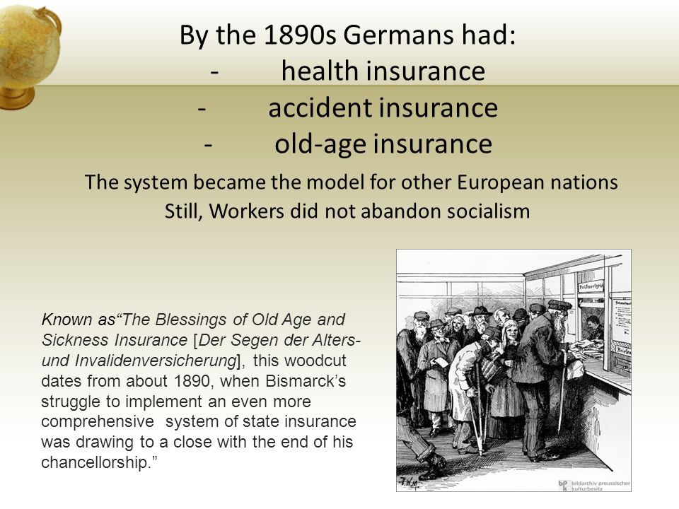 The system became the model for other European nations