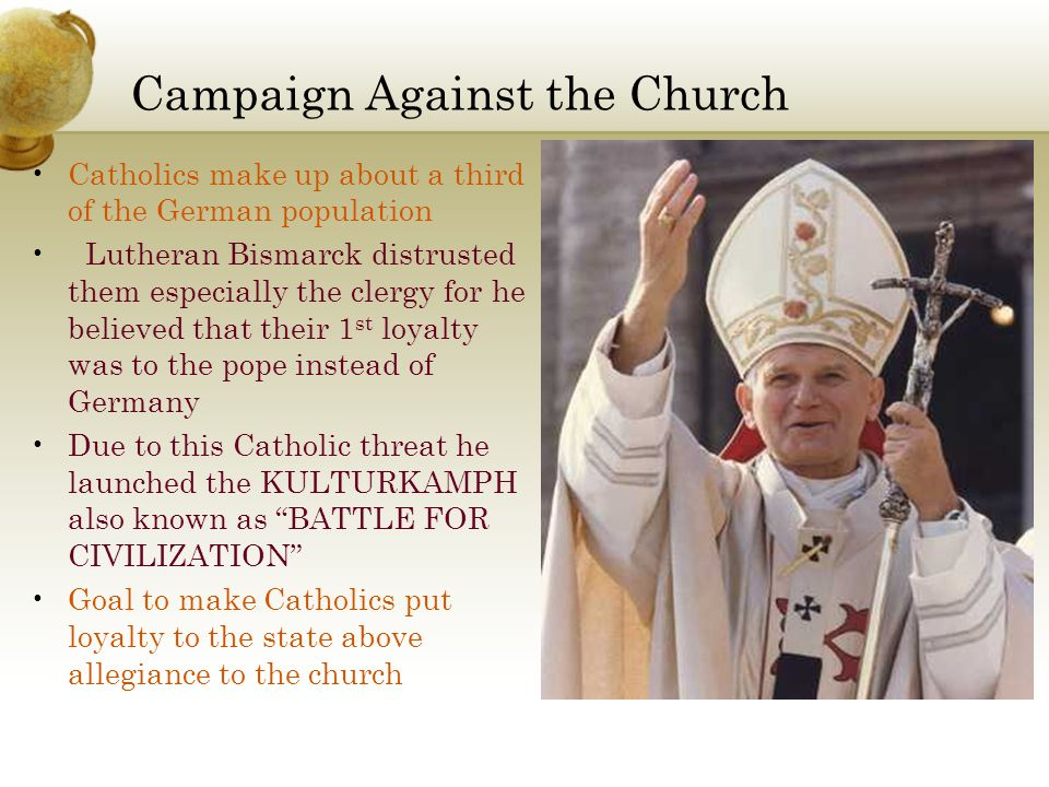 Campaign Against the Church