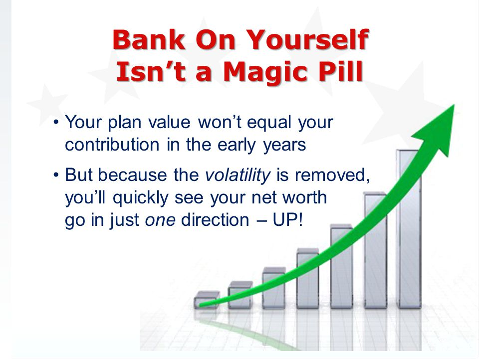 Bank On Yourself Isn't a Magic Pill