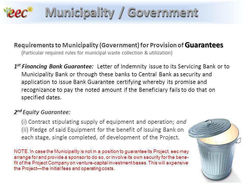 Municipality / Government
