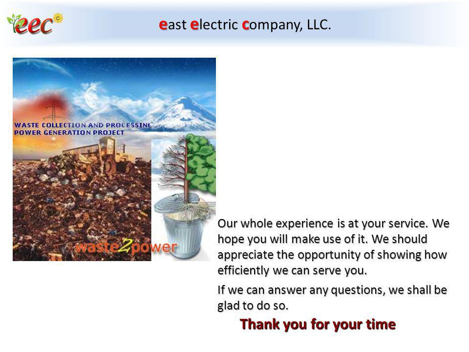 east electric company, LLC.