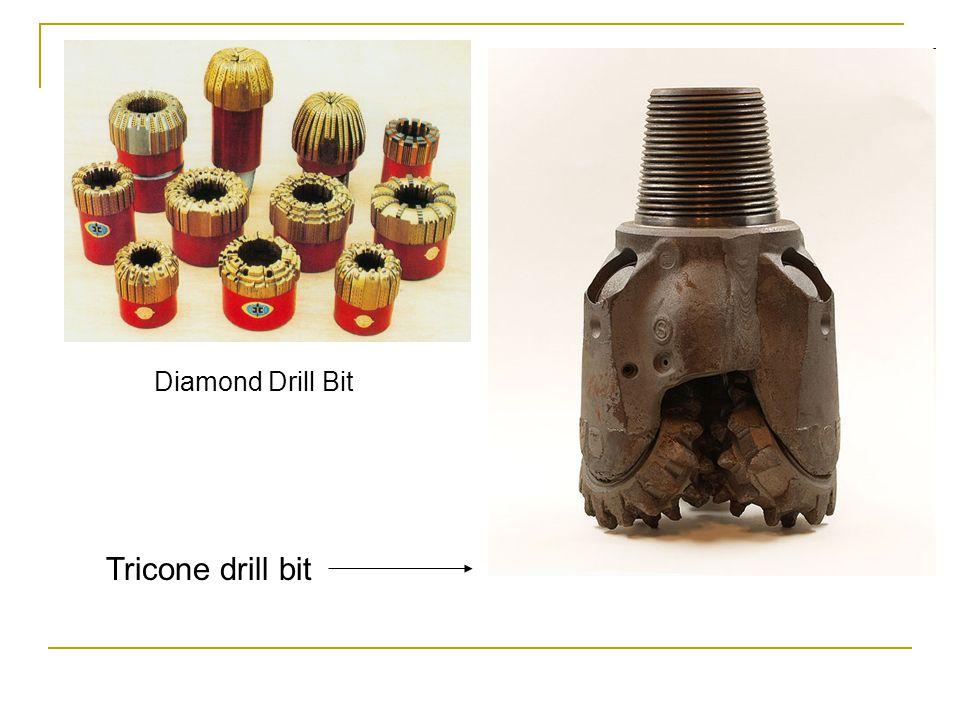 Diamond Drill Bit Tricone drill bit