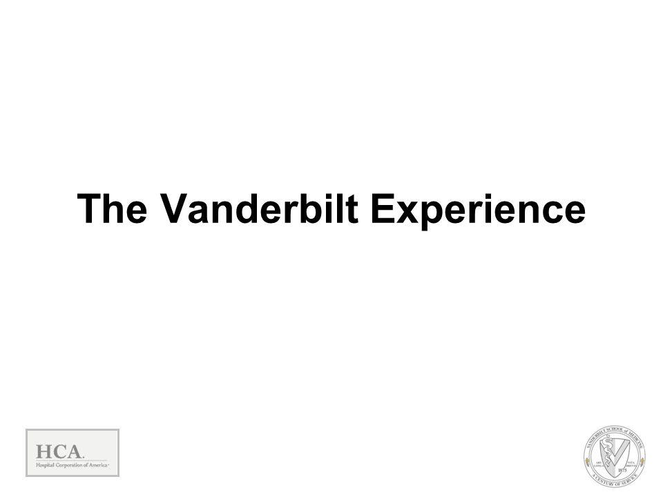 The Vanderbilt Experience