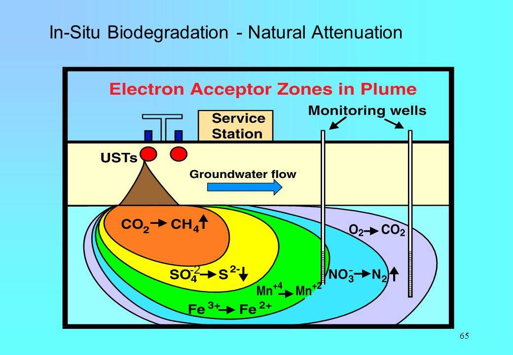 In-Situ Biodegradation - Natural Attenuation