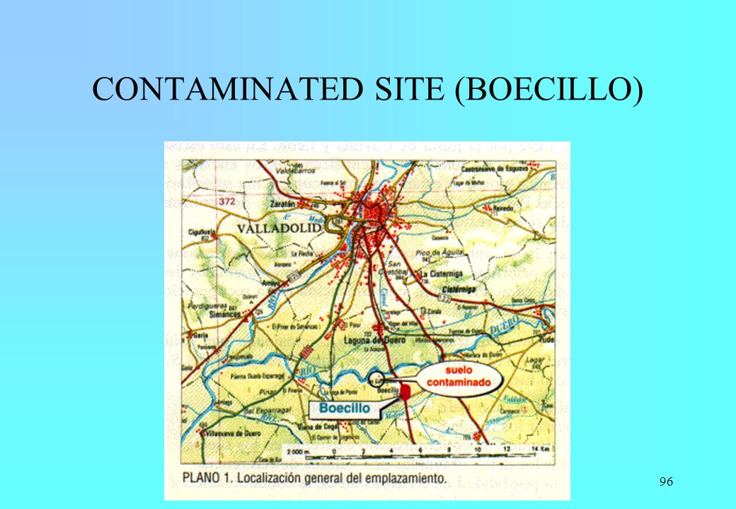 CONTAMINATED SITE (BOECILLO)