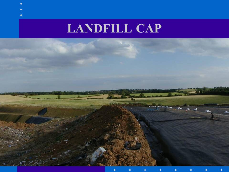 LANDFILL CAP