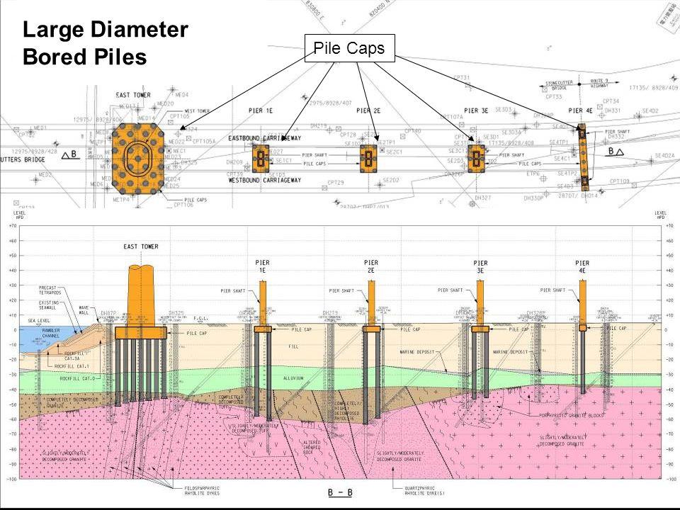 Large Diameter Bored Piles