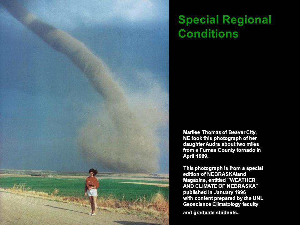 Special Regional Conditions