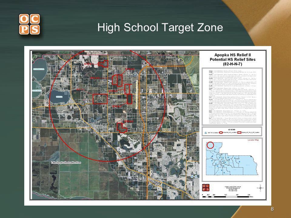 High School Target Zone