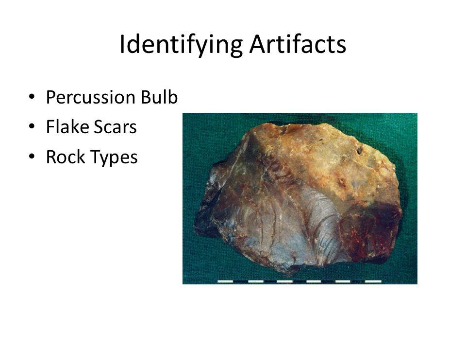 Identifying Artifacts