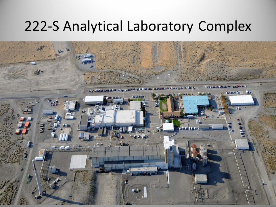 222-S Analytical Laboratory Complex
