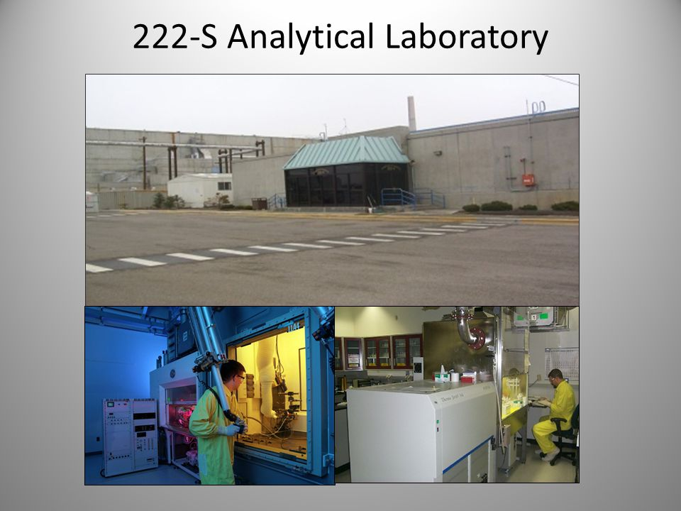 222-S Analytical Laboratory