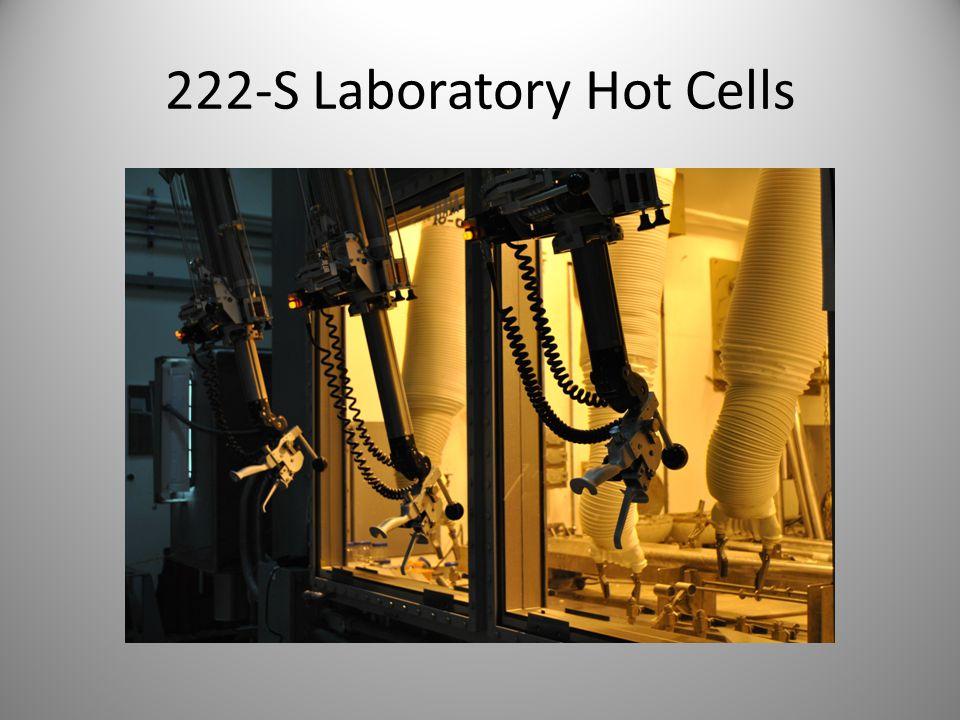 222-S Laboratory Hot Cells
