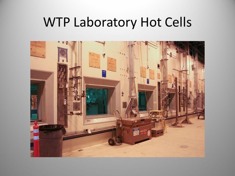 WTP Laboratory Hot Cells